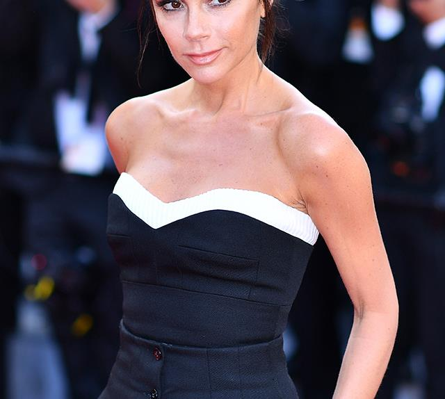 Victoria Beckham Estee Lauder Makeup Line