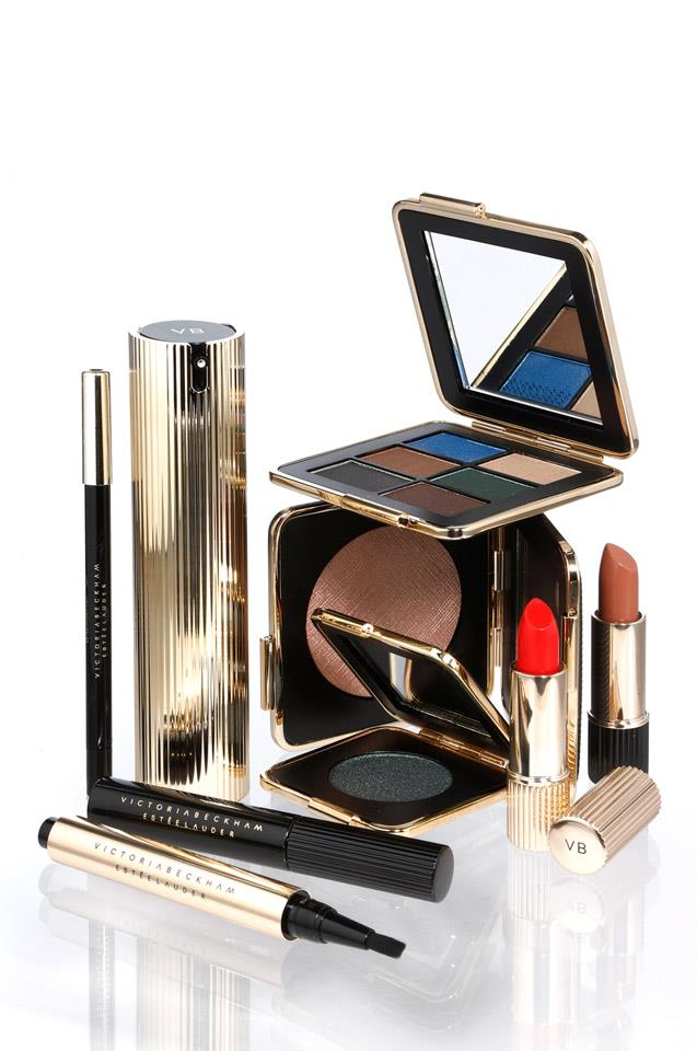 The Victoria Beckham Estée Lauder collection.