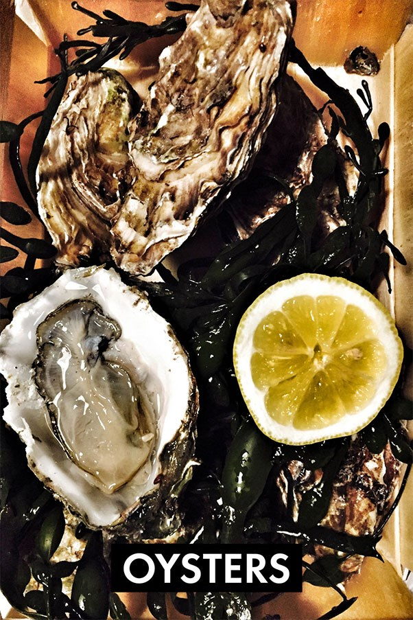 Oysters are your salvation when you're dieting and dining out. In addition to being low in calories - there are only 50 calories in six oysters - they are the richest dietary source of zinc, which helps to decrease the appetite and PMS-induced cravings.<br><br> <strong>Easy meal ideas:</strong> Eat a few oysters at the raw bar with a squeeze of lemon and a dash of Tabasco.