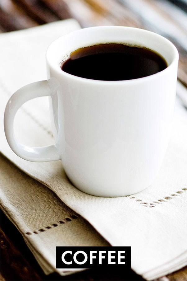 We knew there was a reason we loved our morning long black! Coffee stimulates adrenaline, which sends a message to your fat stores to burn fat. When you drink coffee 20 minutes before a workout, it also acts as an ergogenic aid enabling you to train more intensely. The key is to make it caffeinated and black, as milk reduces its fat-burning potential. Also, if you drink more than one cup a day, coffee can start to interfere with your body's ability to regulate insulin, its fat storage hormone.