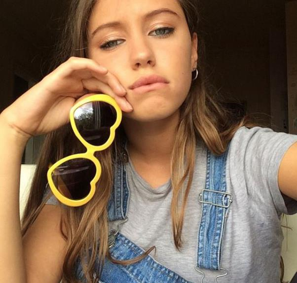 Is Jude Law's Daughter Iris The New Lily-Rose Depp?
