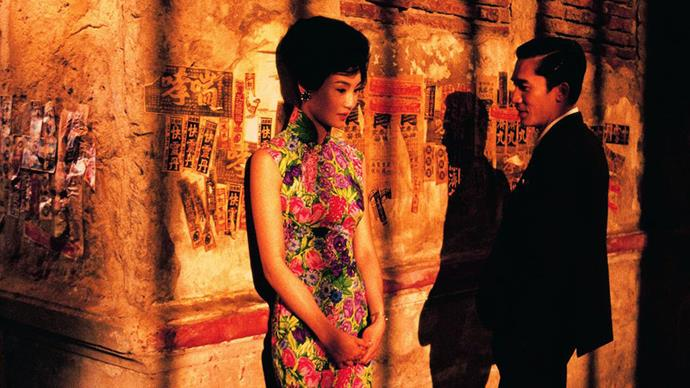 <strong>2. In the Mood for Love (2000)</strong><br><br> Set in Hong Kong in the '60s, this film follows Chow and Su, neighbours who become friends as they begin to suspect their spouses are cheating on them with each other. <br><br> Directed by: Wong Kar-wai