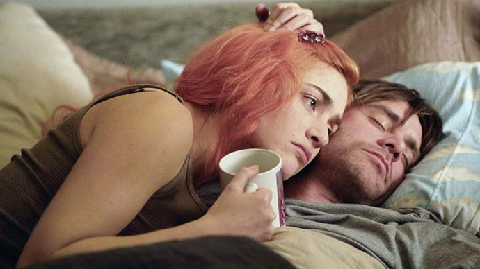 <strong>6. Eternal Sunshine of the Spotless Mind (2004)</strong><br><br> After a messy break-up a couple, played by Jim Carey and Kate Winslet, try to erase each other from their memories using new-fangled technology. The result is a funny, brilliant, moving portrait of heartbreak from the brilliant mind of Charlie Kaufman.<br><br> Directed by: Michel Gondry