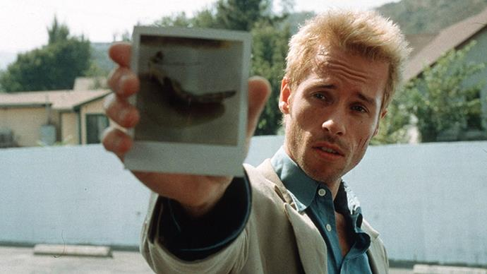 <strong>25. Memento (2000)</strong><br><br> The second feature film by Christopher Nolan (who went on to direct <em>Inception</em> and the <em>Dark Knight</em> trilogy) is told backwards, following a man suffering from memory loss as he avenges the violent murder of his wife. There's one hell of a twist at the end.