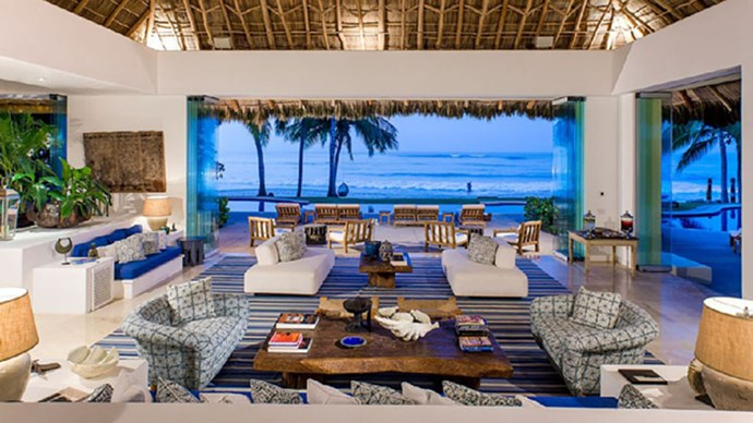 Beach front with widespread ocean views - where can we sign up?
