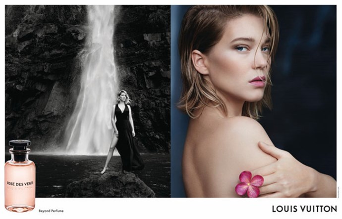 lea seydoux louis vuitton fragrance