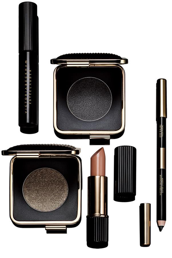 <strong>London</strong> <br><br> Perfect for the gritty, rain-soaked streets, this set includes an eye foil in blonde gold, eye ink in black myrrh, eye kajal duo in in black saffron/vanille and a lipstick in Brazillian nude.