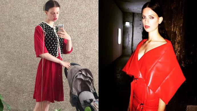 <strong>Lily McMenamy</strong> <br><br> <strong>Celebrity Parentage: </strong>Iconic model Kristen McMenamy and Hubert Boukobza. <br><br> <strong>Her deal: </strong> The 22-year-old model already boasts an impressive resume, appearing in campaigns for Louis Vuitton, Fendi, Balmain, Emilio Pucci and Kenzo.