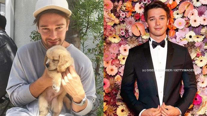 <strong>Patrick Schwarzenegger</strong> <br><br> <strong>Celebrity Parentage:</strong> Arnold Schwarzenegger and Maria Shirver. <br><br> <strong>His Deal:</strong> This model, actor and former beau to Miley Cyrus, has featured in campaigns for Tom Ford and has had small roles in films like <em>Stuck in Love</em> and <em>Grown Ups 2</em>.