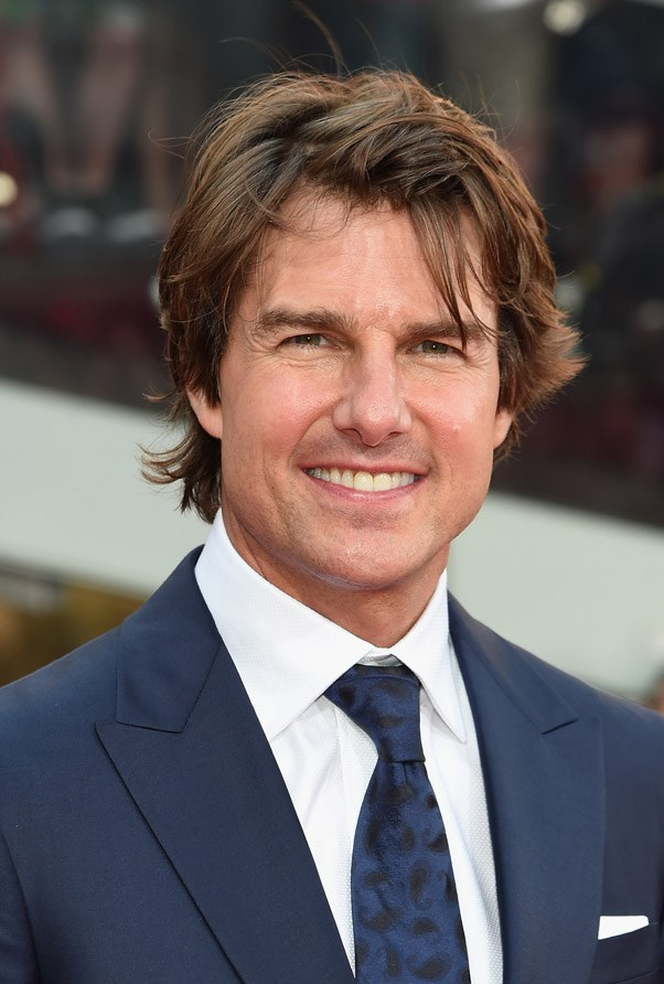 <strong>Tom Cruise</strong> <br><br> <strong>Hobby:</strong> Fencing <br><br> Cruise is actually very skilled at fencing. Not only did he get David Beckham and Will Smith on board, the three go to his private training room and dual. That is so strange to imagine.
