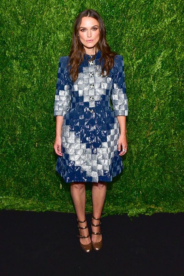 Keira Knightley Chanel Fine Jewellery Dinner New York Fashion Week