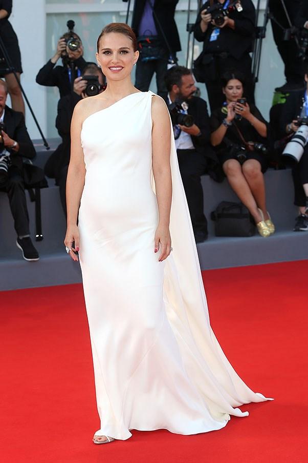 Natalie Portman at the premiere of <em>Planetarium</em>.