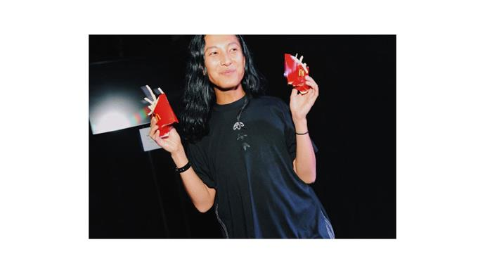 """<strong>After Party</strong> <br><br> McDonald's was also on offer (seriously, he knows how to throw a party). <br><br> Instagram: <a href=""""https://www.instagram.com/p/BKNLTV6g82c/"""">@alexanderwangny</a>"""