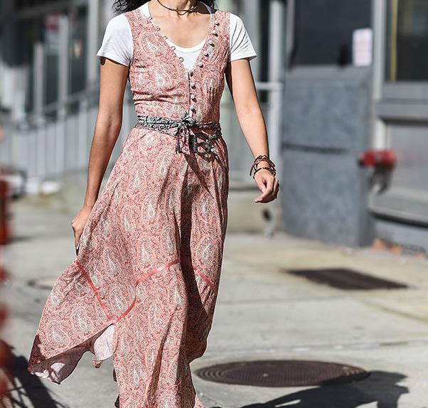 Street Style New York Fashion Week SS17