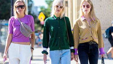 The Best Street Style From New York Fashion Week Day 6