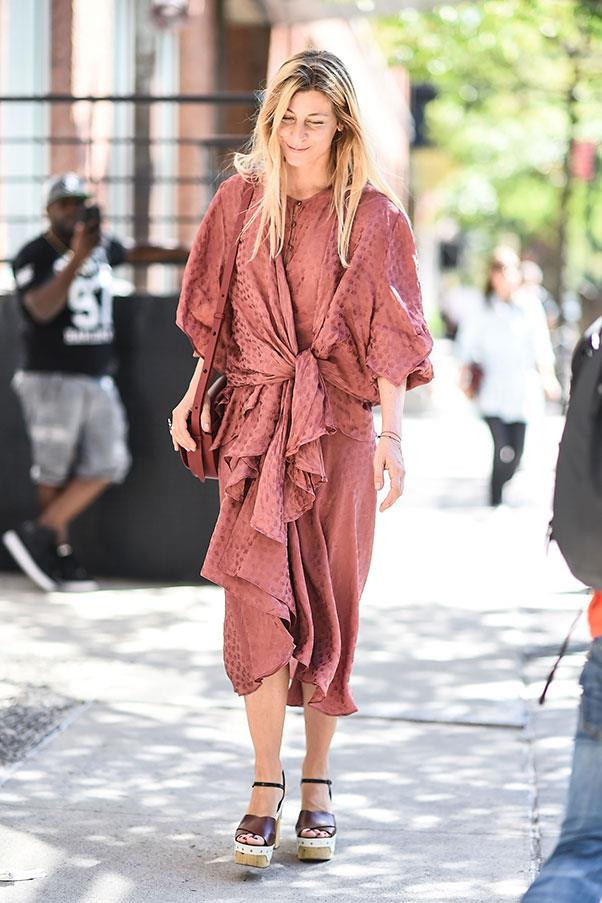 The Best Street Style From New York Fashion Week Day 6 Harper 39 S Bazaar Australia