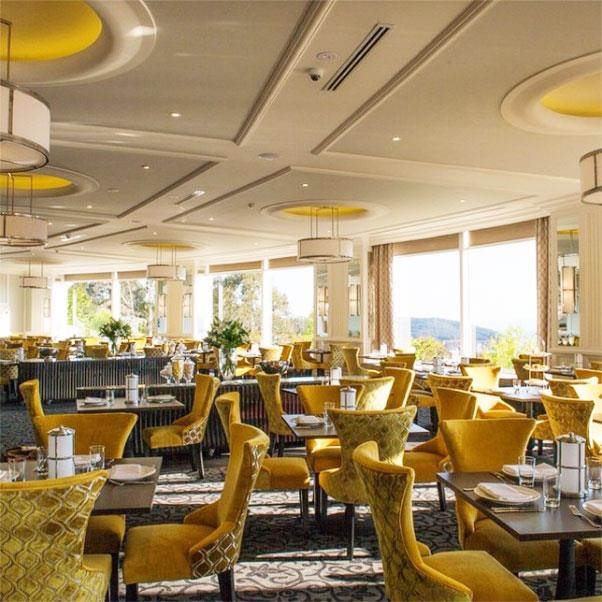 """<strong><a href=""""http://www.hydromajestic.com.au/"""">The Hydro Majestic</a></strong> <br><br> <strong>Location:</strong> Blue Mountains, NSW <br><br> Want a bit of time out of the city? Head to The Hydro Majestic and its in house restaurant for a bit of art deco glory. The go-to? It's impressive afternoon high tea. <br><br> <a href=""""https://www.instagram.com/hydrobluemountains/"""">@hydrobluemountains</a>"""