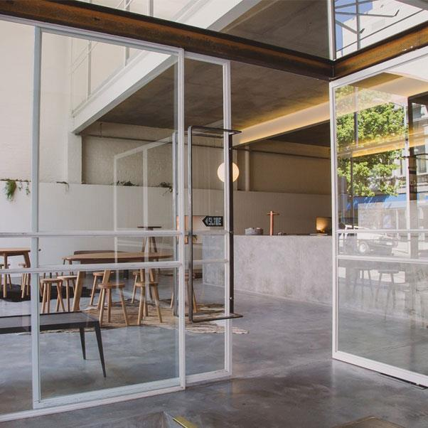 """<strong><a href=""""http://franklinhobart.com.au/"""">Franklin</a></strong> <br><br> <strong>Location:</strong> Hobart, TAS <br><br> Minimalist to the core, Franklin is all about stone, glass and glowing lights (and a simplistic but beautiful menu to match). <br><br> <a href=""""https://www.instagram.com/franklinhobart/"""">@franklinhobart</a>"""