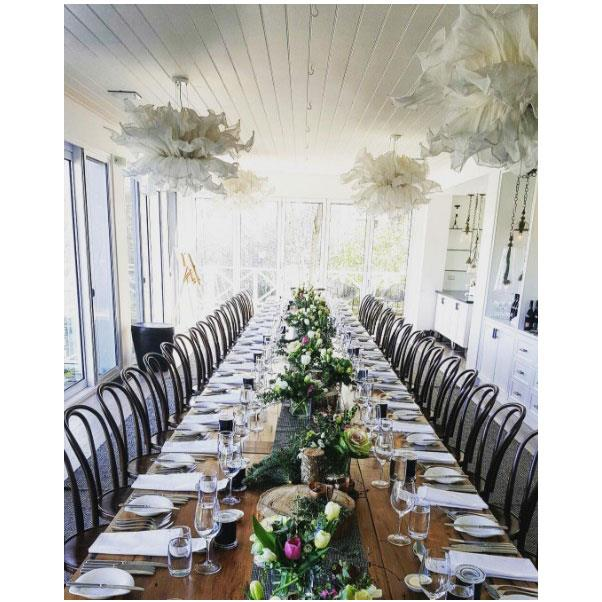 """<strong><a href=""""http://www.lakehouse.com.au/restaurant"""">Lake House</a></strong> </strong> <br><br> <strong>Location:</strong> Daylesford, VIC <br><br> The ideal time to visit this lakeside restaurant? In the winter, so you can experience delicate, sunlit fog surrounding the venue. The food is handpicked locally every day so you know that's going to be good, too. <br><br> <a href=""""https://www.instagram.com/lakehousedaylesford/"""">@lakehousedaylesford</a>"""