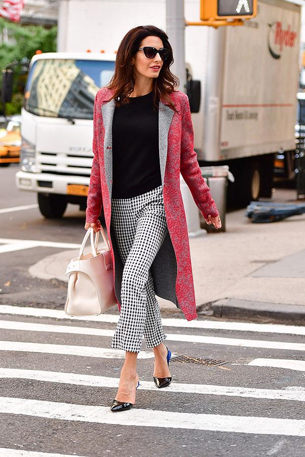 <strong>What:</strong> Head-to-toe Altuzarra <br><br> <strong>When:</strong> September 17, 2016 <br><br> <strong>Where:</strong> Out and about in New York City
