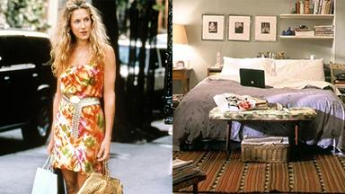Proof that Carrie Bradshaw's NYC Apartment Was Totally Unrealistic