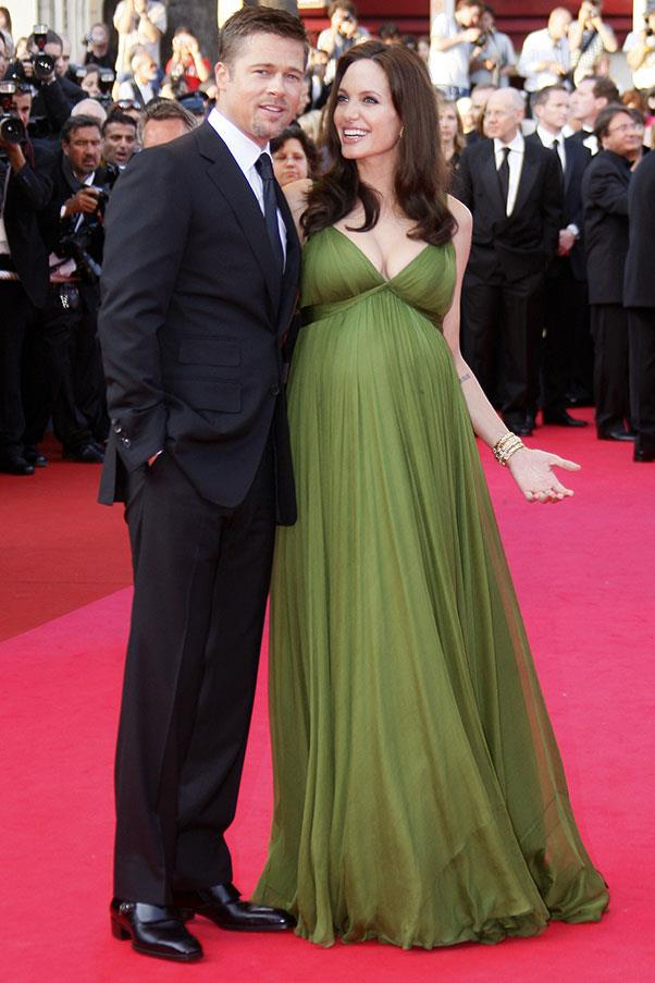 At the Cannes film festival, 2008.