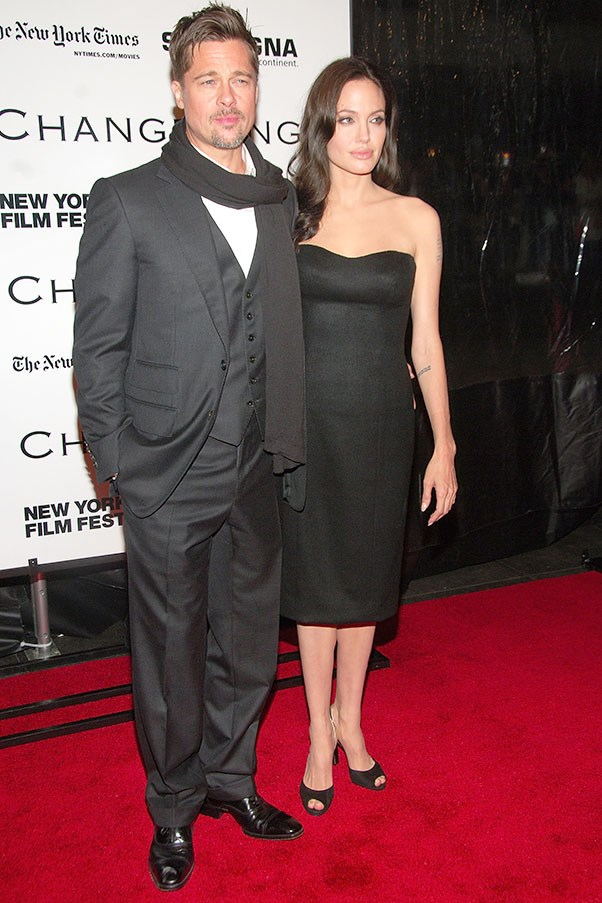 At the New York premiere of <em>Chaneling</em>, 2008.