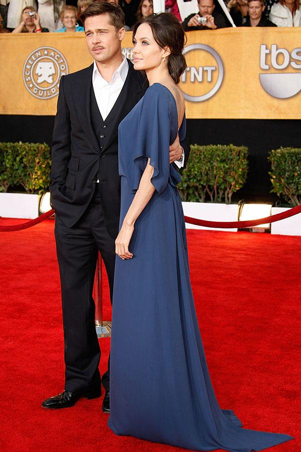 At the Screen Actor's Guild awards, 2009.