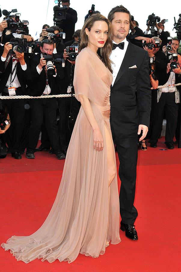 At the Cannes film festival, 2009.