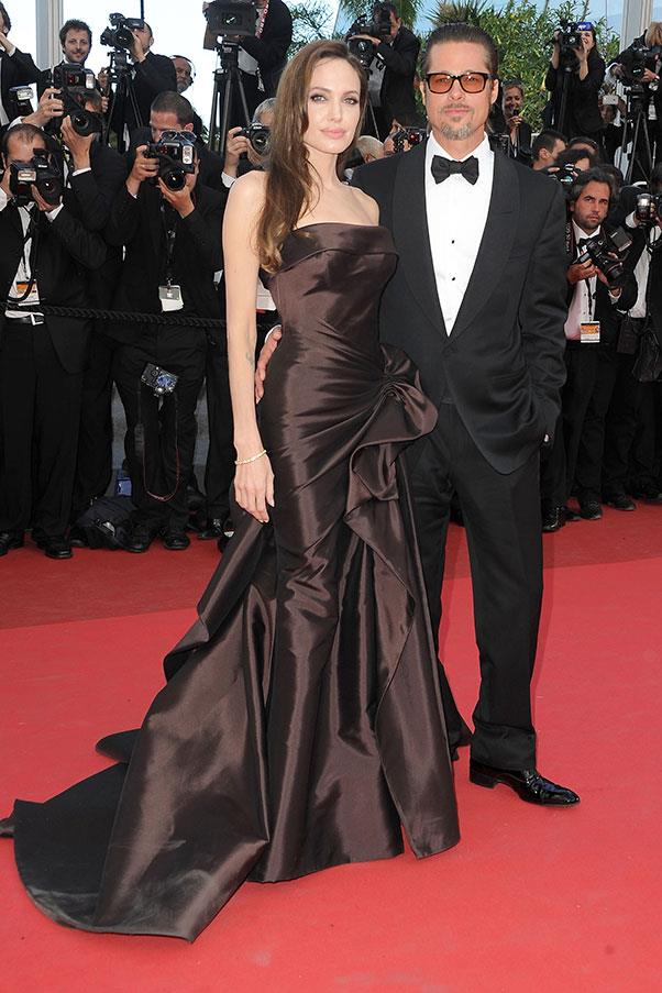 At the Cannes film festival, 2011.