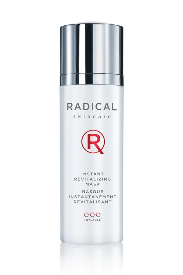 "If you require quick-as results, chances are you want to tick off more than one skin concern, too. This multi-tasking mask delivers on rejuvenation, radiance, clarity, hydration and softness. Immediately, of course. <br><br>Instant Revitalising Mask, $97, <a href=""http://mecca.com.au/radical-skincare/instant-revitalising-mask/I-016672.html"">Radical Skincare</a>"