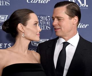 Brad Pitt Blindsided by Angelina Jolie Divorce