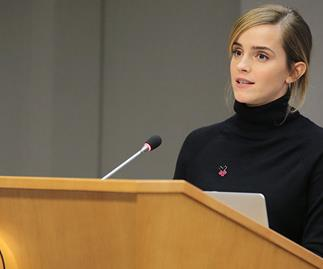 Emma Watson addresses the UN on college campus sexual assault.