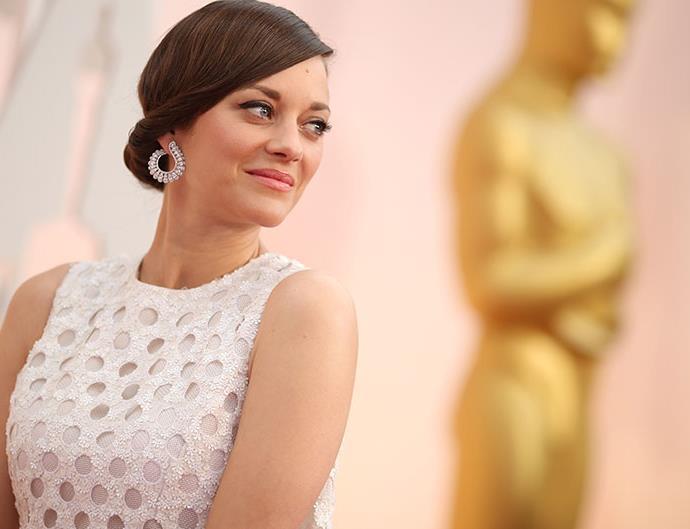 Marion Cotillard Responds to Brad Pitt Affair Rumours