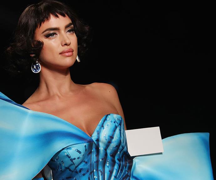 moschino runway milan fashion week