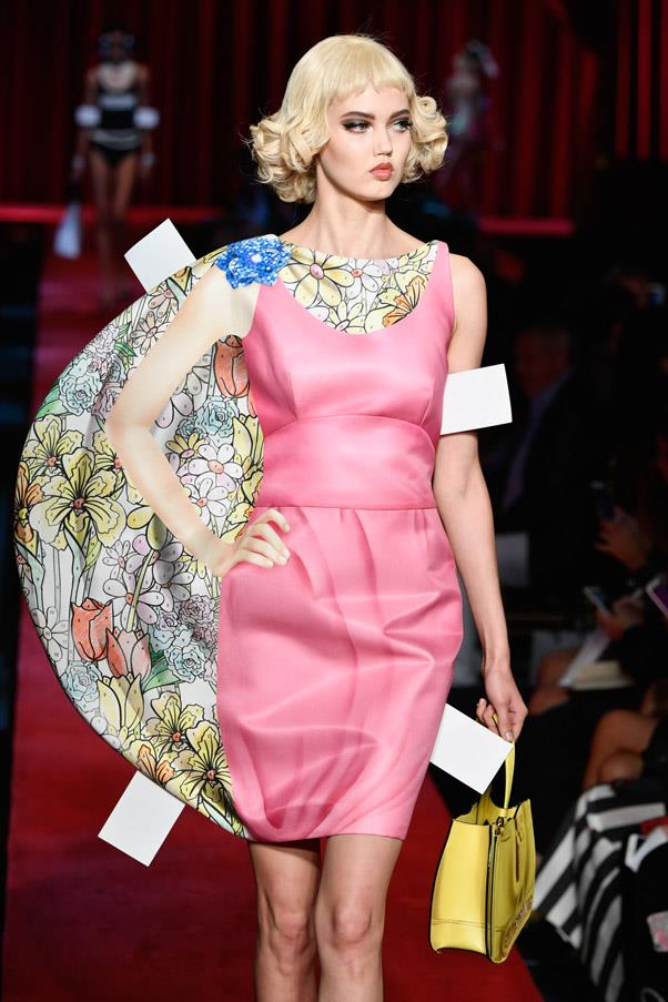<strong>Runway</strong> <br><br> Lindsey Wixson