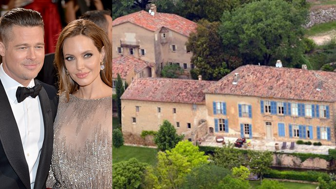 """<strong>Brad and Angelina fought over selling their French estate</strong><br><br> Soon after the divorce as announced New York magazine's <em>The Cut</em> <a href=""""http://nymag.com/thecut/2016/09/only-one-tabloid-saw-the-brangelina-divorce-coming.html"""">pointed out</a> that <em>US magazine</em> were the only tabloid to predict the split, after they reported that Pitt and Jolie had been fighting back in June over the Chateau Miraval, the couple's sprawling French estate. <br><br> According to the article, Jolie is """"ramping up her efforts in the political world,"""" and would need to sell the property if she wanted to run in the British House of Lords. Brad disagreed, marking the beginning of a """"divergence of interests"""" between the couple."""