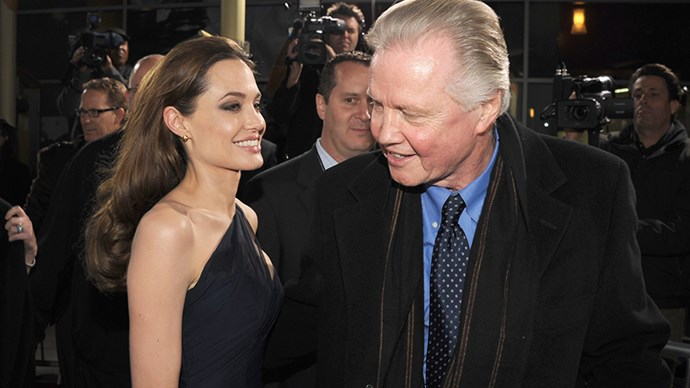 """<strong>Jon Voight speaks out after the divorce</strong><br><br> Jolie's father Jon Voight - whom she was estranged from for several years - spoke out after the divorce, calling it """"very sad"""".<br><br> """"Something very serious must have happened for Angie to make a decision like this,"""" he told <em><a href=""""http://www.insideedition.com/headlines/18764-jon-voight-speaks-out-on-daughter-angelina-jolies-divorce-from-brad-pitt"""">Inside Edition</a></em>. """"I am concerned for Angie and the children and hopefully I will be seeing them very soon."""""""