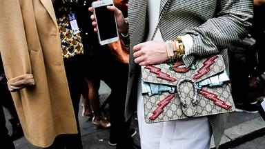 The Handbags Fashion Editors Are Obsessed With at Fashion Month