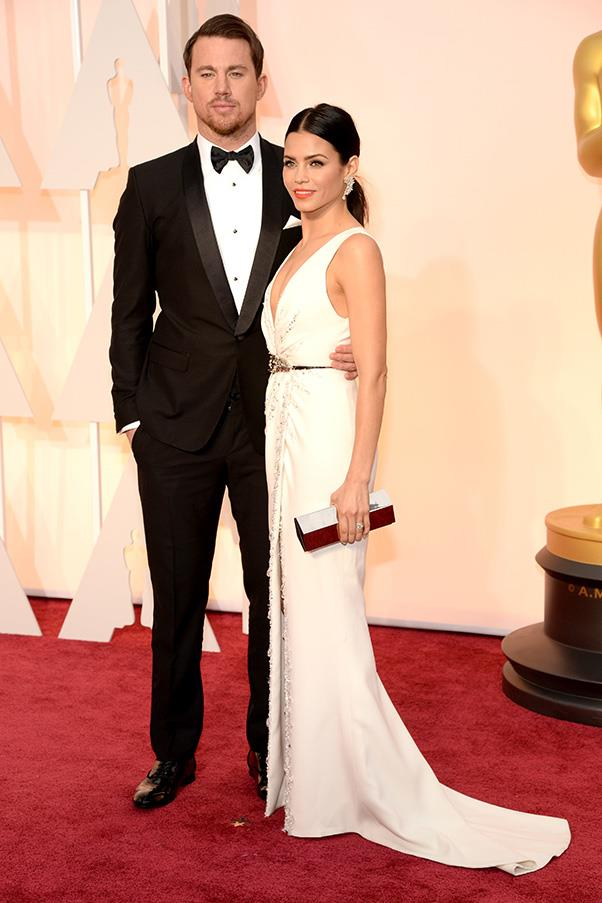 <strong>Channing Tatum and Jenna Dewan-Tatum</strong><br><br> The talented pair famously met on the set of <em>Step Up</em> back in 2006 and have been together since. Their constant praise of each other via Instagram is cute, not annoying, which is an achievement in itself.