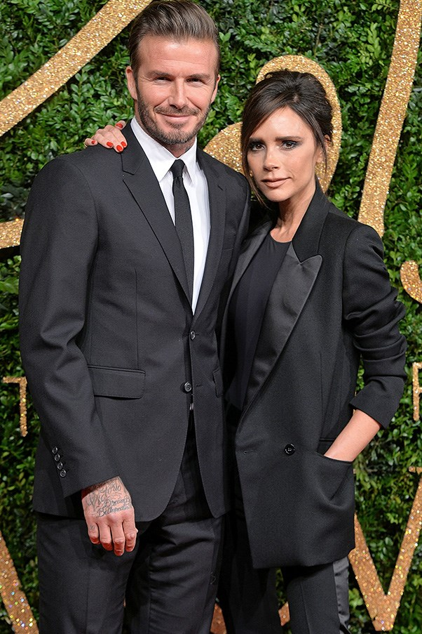 <strong>David and Victoria Beckham</strong><br><br> I think it goes without saying that if Posh and Becks ever split the world would go into a slight (severe) meltdown.