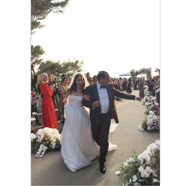 """<strong>The bride and groom</strong><br><br> Instagram: <a href=""""https://www.instagram.com/p/BKxjSiHjN0U/?taken-by=carlossouza1311&hl=en"""">@carlossouza1311</a>"""
