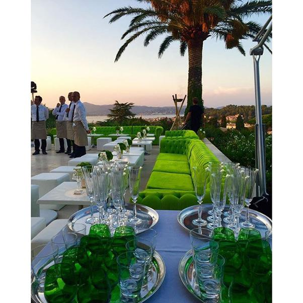 """<strong>The table setting</strong><br><br> Instagram: <a href=""""https://www.instagram.com/p/BJtSll6gsm2/?taken-by=lesteff"""">@lesteff</a>"""