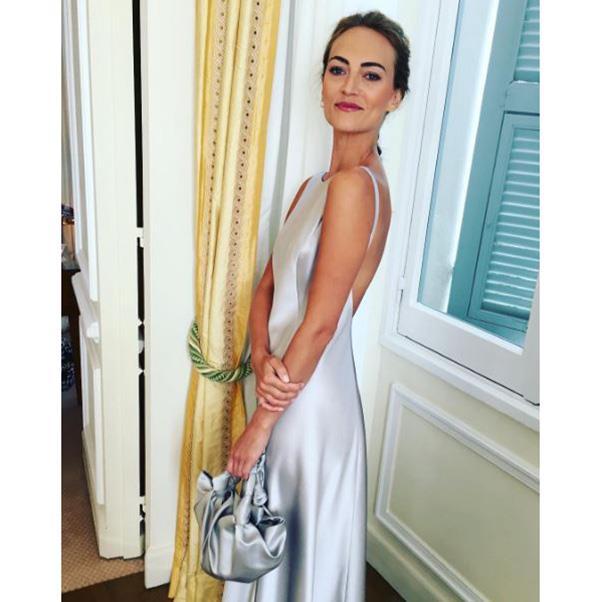 "<strong>The bridesmaid</strong> <br><br> Instagram: <a href=""https://www.instagram.com/p/BK0ztr0DsqT/?taken-by=gracefuller"">@gracefuller</a>"