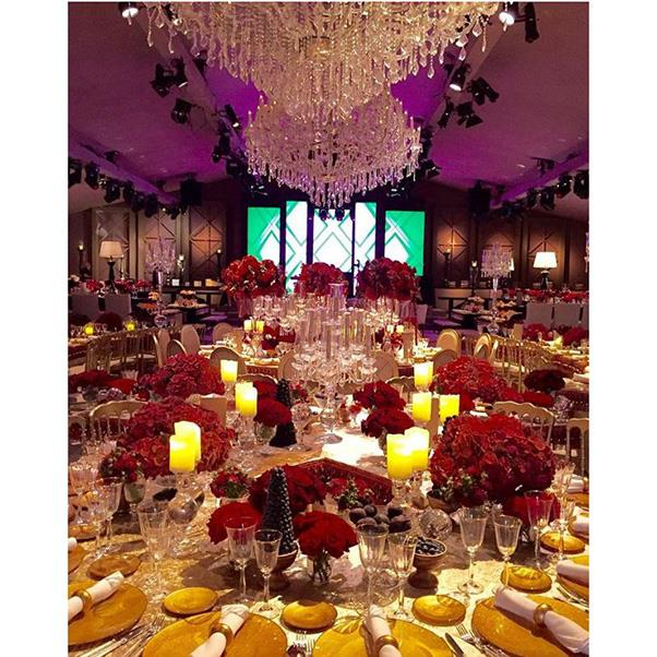 """<strong>The table setting</strong><br><br> Instagram: <a href=""""https://www.instagram.com/p/BKuQ78_gP0p/?taken-by=lesteff"""">@lesteff</a>"""