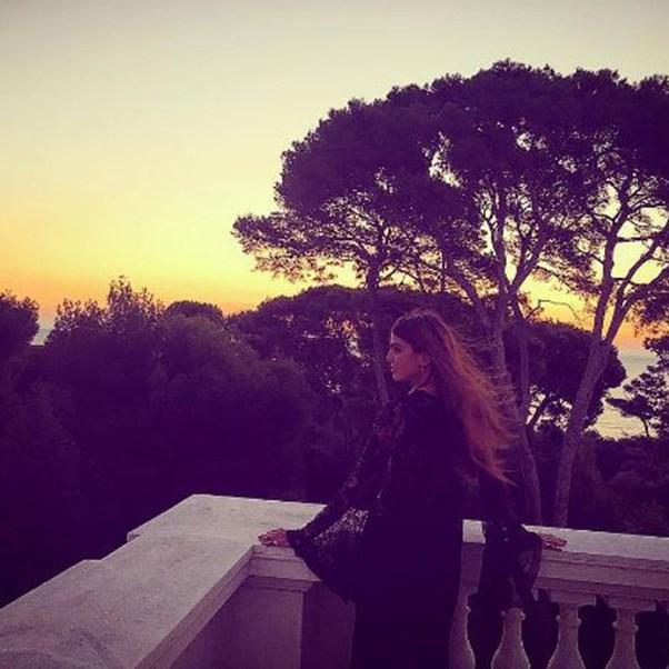 """<strong>The guests</strong><br><br> Bianca Brandolini <br><br> Instagram: <a href=""""https://www.instagram.com/p/BK1FXwVg8ls/?taken-by=derekblasbergr"""">derekblasberg</a>"""
