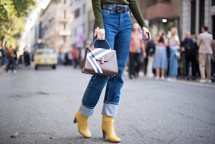 Milan fashion week is drawing to a close as the style set jet off to Paris for the final leg of fashion month. Here? The best street style moments from the last day of MFW.