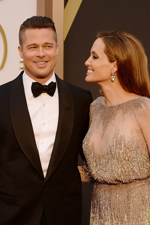 """<strong>Brad Pitt releases his second statement on the divorce</strong> <br><br> Since the day of the divorce announcement, there's been complete silence from both Brad and Ange, even amidst rumors of affairs, child abuse and FBI investigations. Finally, Pitt has spoken up, even if it's just to get out of tomorrow's red carpet appearance for a documentary he narrated, <em>Voyage of Time</em>. """"Terrence's 'Voyage of Time' is an incredibly beautiful and unique experiential IMAX film for children and families chronicling the birth of time,"""" he said to <em>Access Hollywood</em>. """"I'm very grateful to be part of such a fascinating and educational project, but I'm currently focused on my family situation and don't want to distract attention away from this extraordinary film, which I encourage everyone to see."""""""