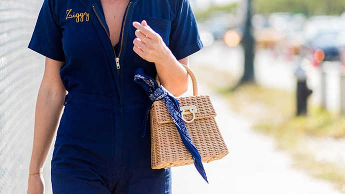 straw totes bag trend