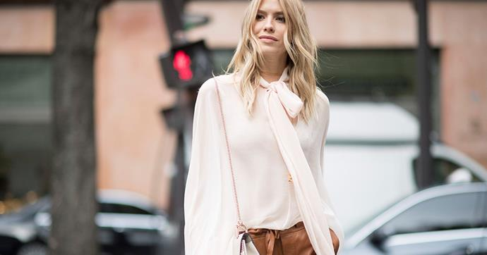 Here's the best style the streets have to offer on day three of Paris fashion week.